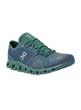 Zapatillas On Running Cloux X Storm Tide Hombre