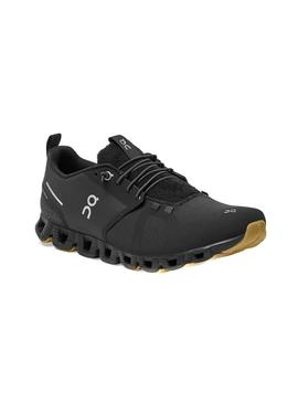 Zapatillas On Running Cloud Terry Black Hombre