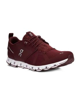 Zapatillas On Running Cloud Terry Ruby Hombre