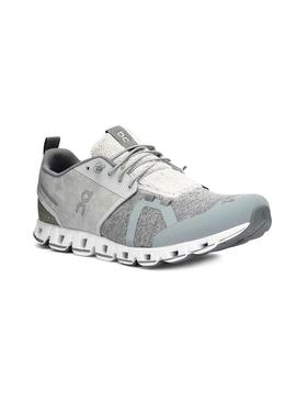 Zapatillas On Running Cloud Terry Silver Hombre