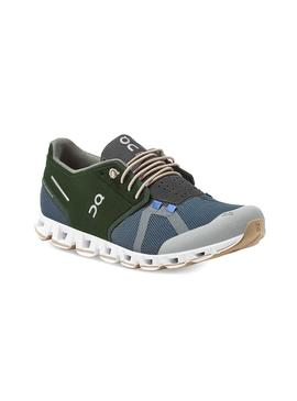 Zapatillas On Running Cloud 70 30  Cactus Storm