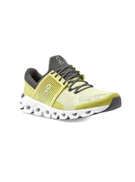 Zapatillas On Running Cloudswift Limelight Hombre