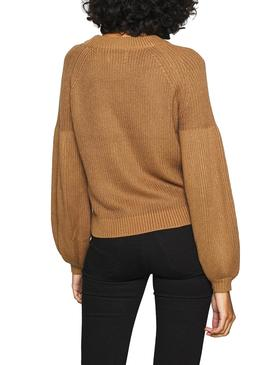 Jersey Only Laysla Camel Para Mujer