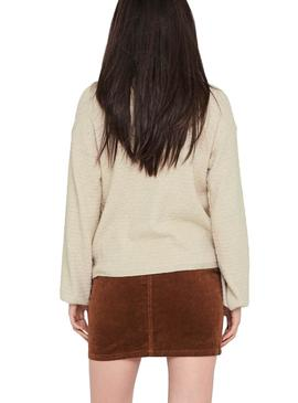 Jersey Only Marylynn Beige Para Mujer