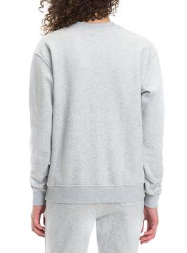 Sudadera Tommy Jeans Classics Gris