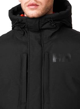 Chaqueta Helly Hansen Active Puffy Negro Hombre