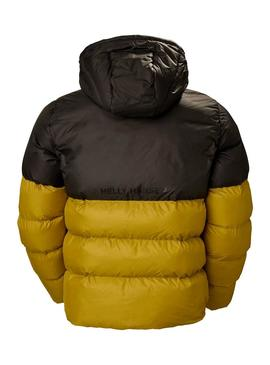 Chaqueta Helly Hansen Active Puffy Amarillo Hombre