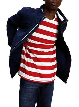 Chaqueta Tommy Jeans Essential Marino para Hombre