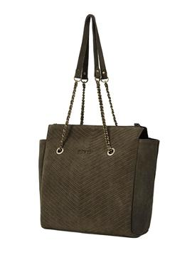 Bolso Pepe Jeans Robin Verde para Mujer