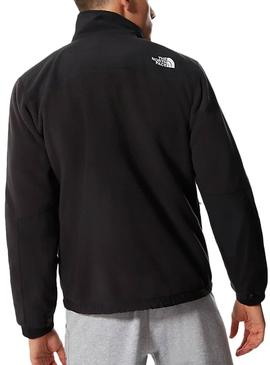 Cazadora The North Face Denali 2 Negro Hombre