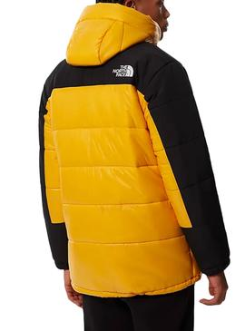 Cazadora The North Face Himalayan Amarillo Hombre