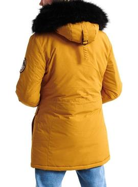 Parka Superdry Ashley Everest Ochre Para Mujer