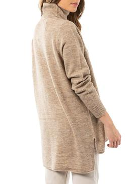 Jersey Only Corinne Beige para Mujer