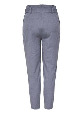 Pantalon Only Nicole Gris Mujer
