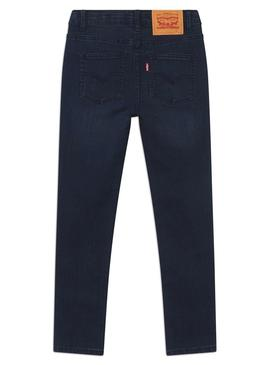 Pantalon Vaquero Levis Taper Night para Niño