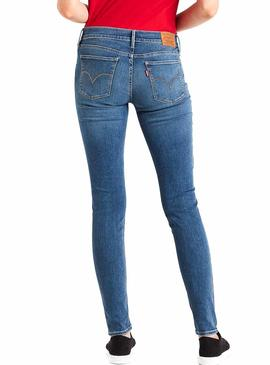 Pantalon Vaquero Levis 710 Innovation Word Mujer