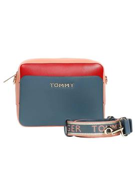 Bolso Tommy Hilfiger Iconic Color Block para Mujer