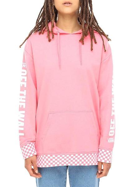 vans mujer rosa cuadros