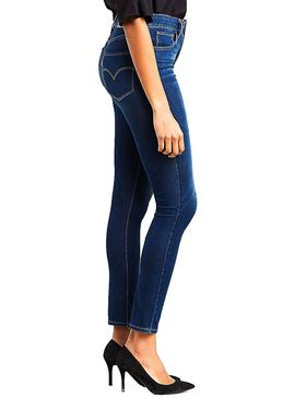 Pantalon Vaquero Levis 721 UP FOR GRABS  Mujer