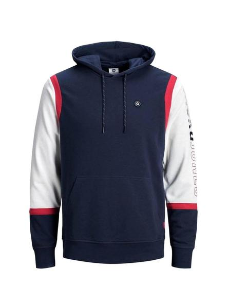 Sudadera Jack and Jones Blair Azul Niño