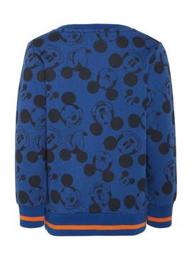 Sudadera Name It  Mickey Jens Marino