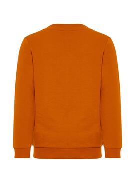 Sudadera Name It Vildar Naranja
