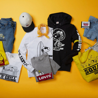 Thumb 2.levis peanuts denim capsule collection snoopy woodstock charlie brown 2