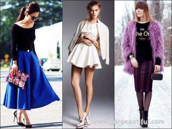 992d3e18994f Guía sobre cómo llevar faldas #infografía | Lolitamoda.c