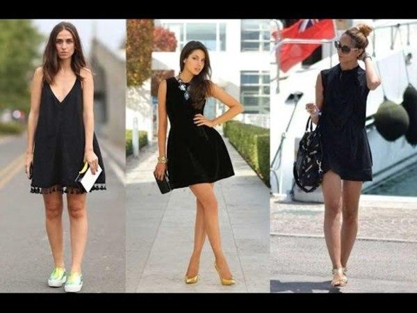 48d5763f5f5c Ideas para combinar un vestido negro | Lolita Moda