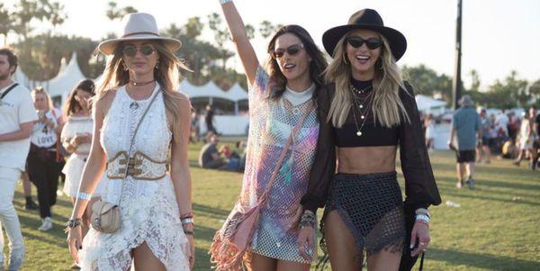 Cómo vestirte para un festival: Moda para ir a espectácu